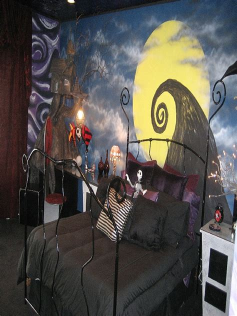 nightmare before decorated house 40 creepy nightmare before decorations