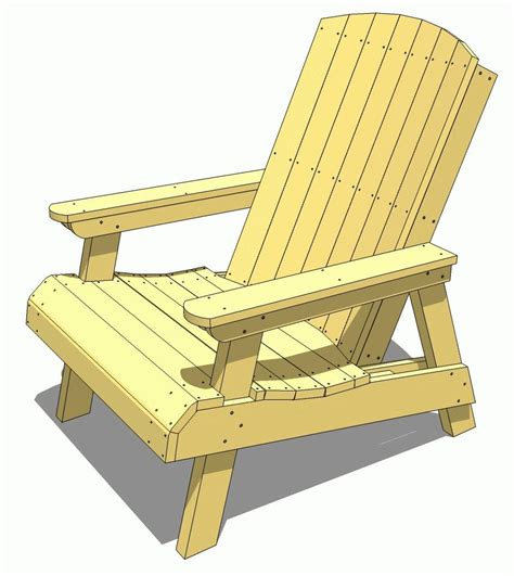free outdoor furniture woodworking plans wood patio chair plans free