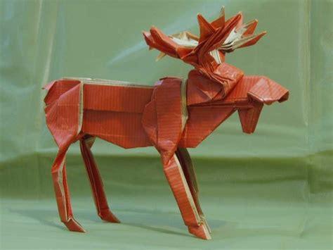 origami moose origami moose origami