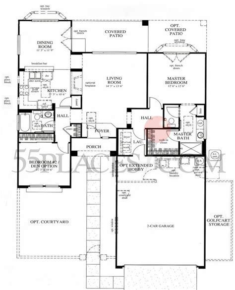 washington floor plan washington floorplan 1235 sq ft sun city anthem
