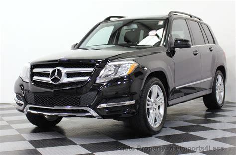 Glk 350 Mercedes by 2014 Used Mercedes Glk350 Certified Glk350 4matic Awd