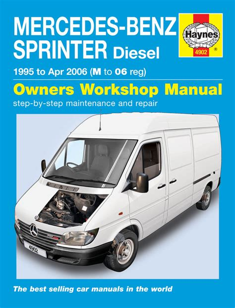 how to download repair manuals 1996 mercedes benz s class interior lighting mercedes benz sprinter diesel 95 apr 06 haynes repair manual haynes publishing