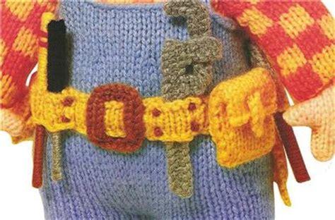 bob the builder knitting pattern alan dart knitting pattern bob the builder vgc ebay