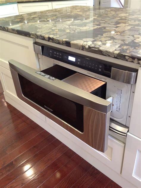 kitchen island with microwave drawer microwaves drawer microwave in kitchen island lake kitchen ideas wadi