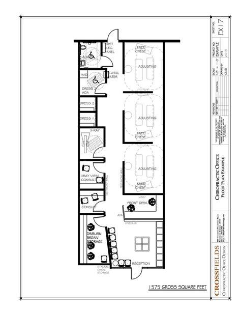 chiropractic office floor plan 132 best chiropractic floor plans images on