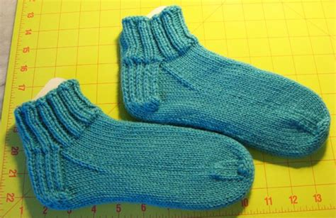 simple sock knitting patterns beginner easy knitted sock pattern for beginners