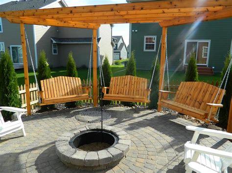 swing pit swing pit plans pit design ideas