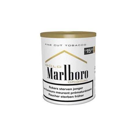pot de tabac 224 rouler tuber marlboro gold achat de tabac sur