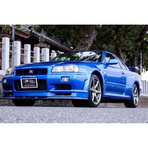 1999 Nissan Skyline Gtr R34 For Sale by 1999 Skyline R34 For Sale Html Autos Post