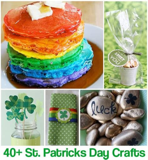 st patricks day craft 40 crafts for st s day 187 dollar store crafts