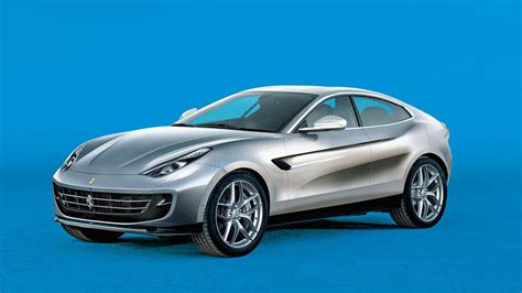 """Marchionne Confirms """"Ferrari Style"""" SUV is Likely to"""