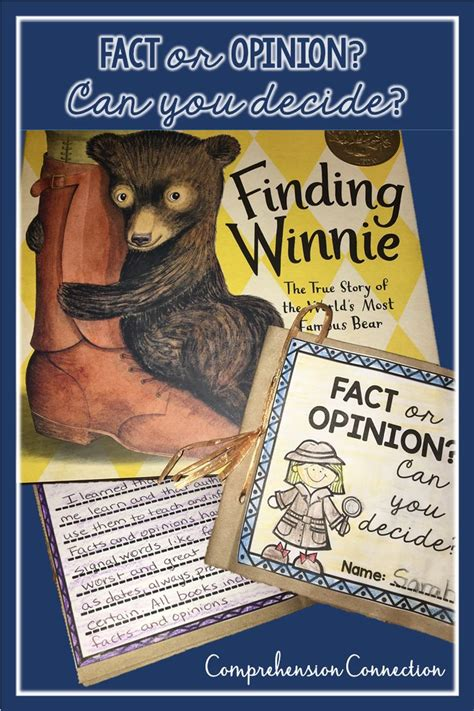 picture books to teach fact and opinion 50 best images about fact and opinion on facts