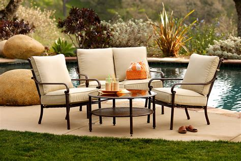 outdoor patio furniture set small patio furniture furniture