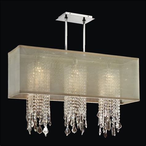 chandelier with shade and crystals rectangular chandelier with crystals 28 images