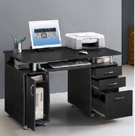 small computer desk with storage small computer desk with drawers white computer desks