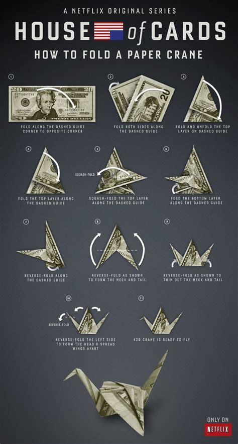 origami crane dollar bill best 25 money origami ideas on folding money