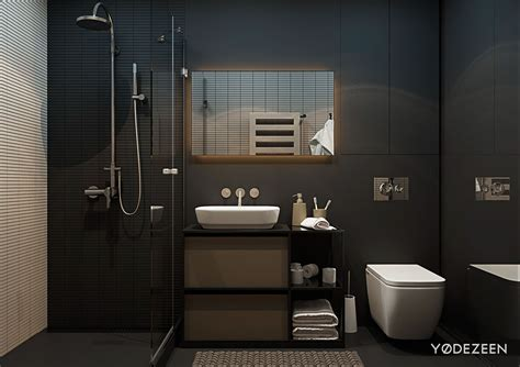 interior design bathroom 5 small studio apartments with beautiful design