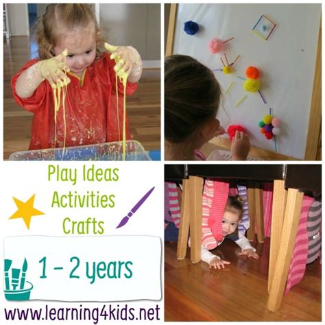 educational crafts for play ideas activities and crafts play by age learning