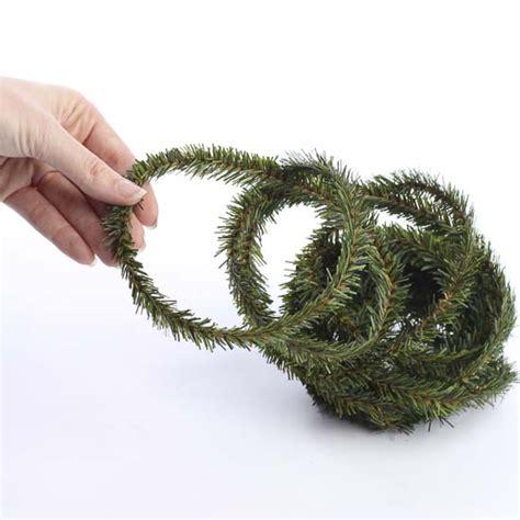 artificial pine roping artificial pine wire roping garland garlands