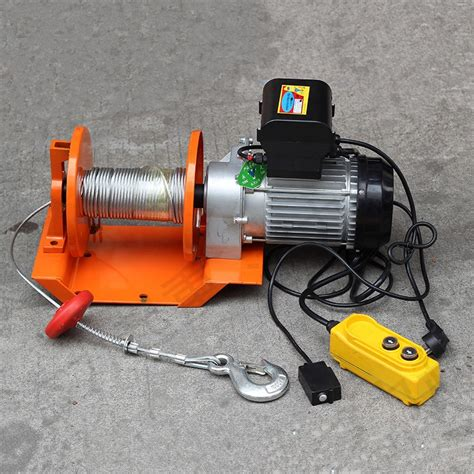 Electric Winch Motors by Portable Small Electric Winch 12v Electric Winch Motor