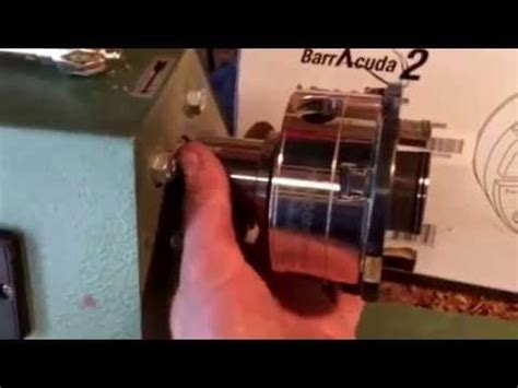 psi woodworking csc3000c barracuda wood lathe key chuck system barracuda 2 wood lathe chuck csc3000c review by mr tims
