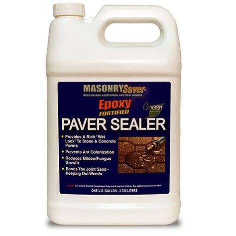 patio sealer review masonrysaver paver sealer gal