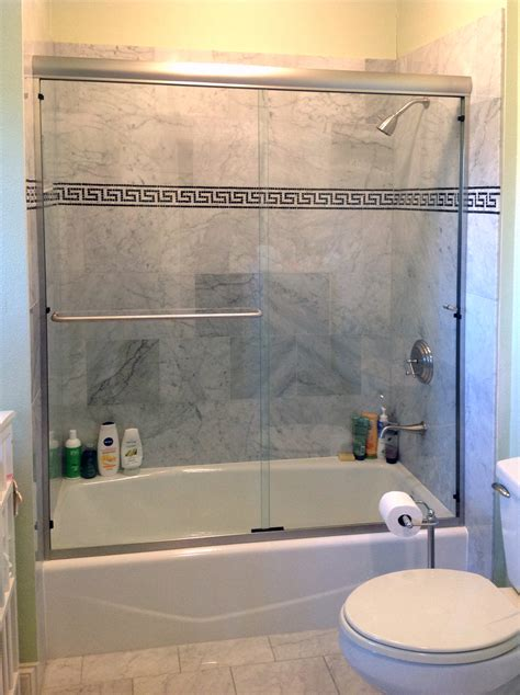 sliding glass shower doors tub glass shower enclosures and doors gallery shower doors