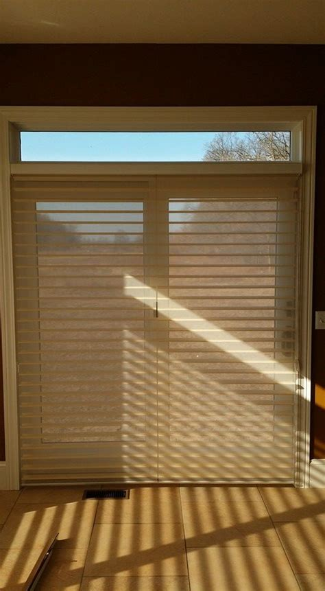 blinds on patio doors 25 best ideas about patio door coverings on