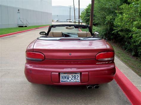 1997 Chrysler Sebring Convertible by 1997 Chrysler Sebring Convertible For Sale