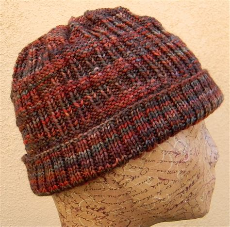 mens knit hat pattern s knit hat pattern a knitting