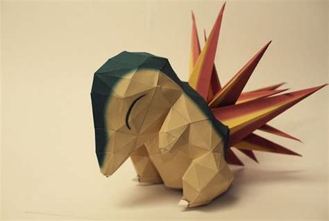 pokémon origami the world s catalog of ideas