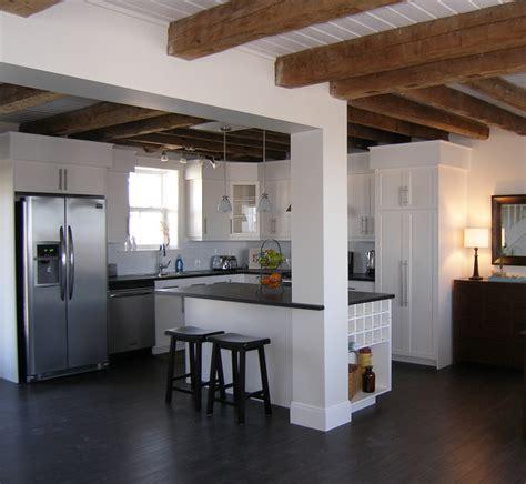 warehouse kitchen design coastal warehouse loft style kitchen other