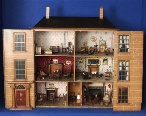 the doll house the pedder doll s house made in 1870 antique dollhouse