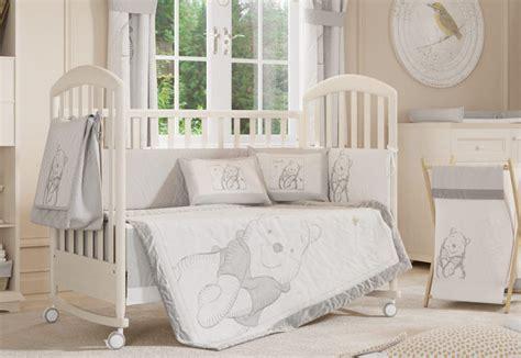 winnie the pooh crib bedding for boys 4 unisex gray winnie the pooh baby crib bedding cot