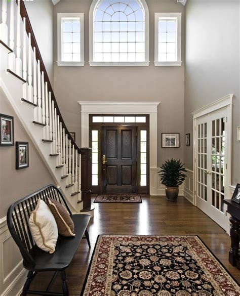 paint colors for foyer foyer colors entryway