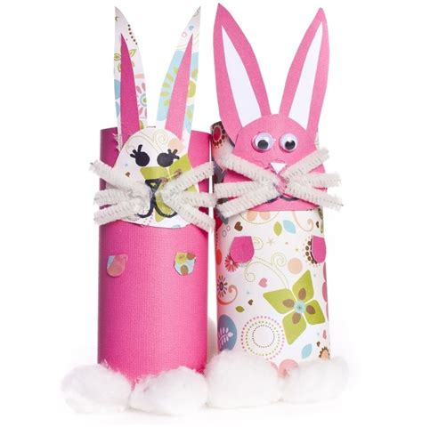 easter toilet paper roll crafts easter craft ideas from rock family