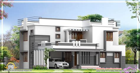 home designs kerala contemporary contemporary 2 story kerala home design 2400 sq ft