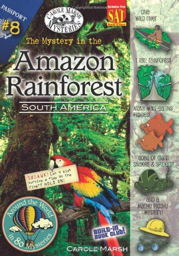 rainforest picture books river facts for river facts
