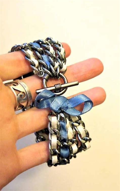 bracelet ideas with 25 unique chain bracelets ideas on diy