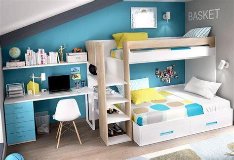 modern bunk bed with desk bedroom furniture modern furniture rimobel
