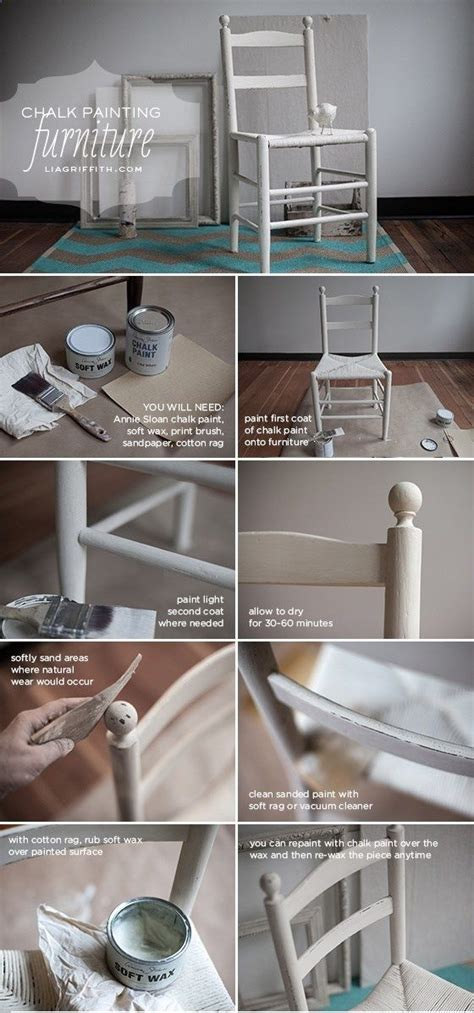 diy chalk paint techniques diy sloan chalk paint tutorial for the home