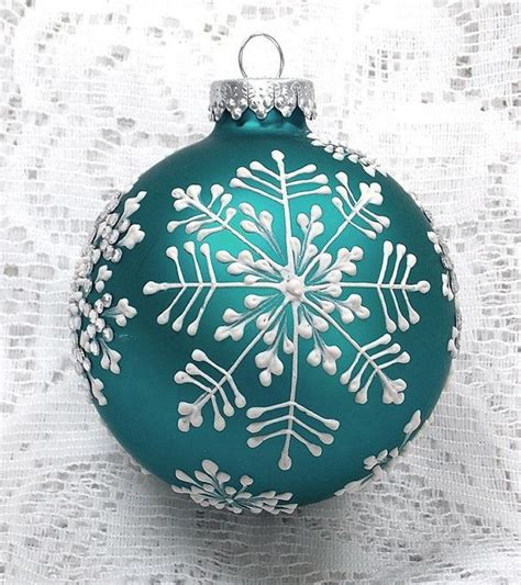 decorations ornaments best 25 painted ornaments ideas on diy