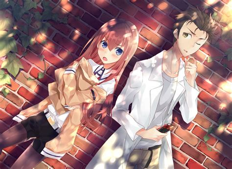 steins gate wallpaper collections steins gate wallpapers