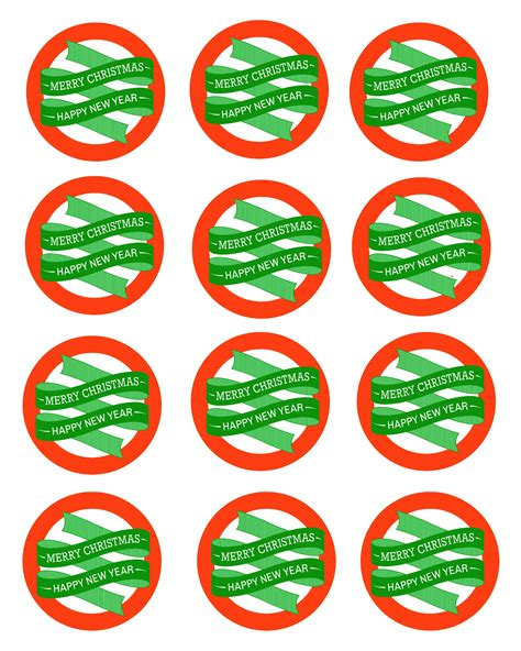 merry gifts free printable jar gift labels merry