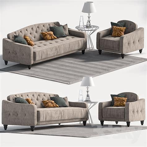 vintage sleeper sofa 3d models sofa novogratz vintage tufted sofa sleeper ii