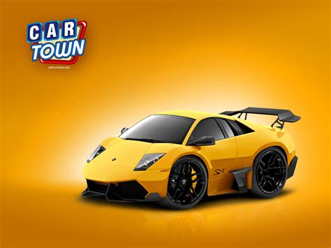 Car Town Wallpaper by Car Town Lamborghini Veloce Wallpaper And Background