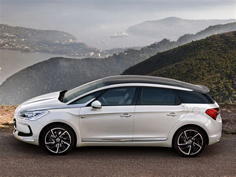 Ds5 Citroen by New Ds5 From Citroen Will Get New Badge Better Equipment