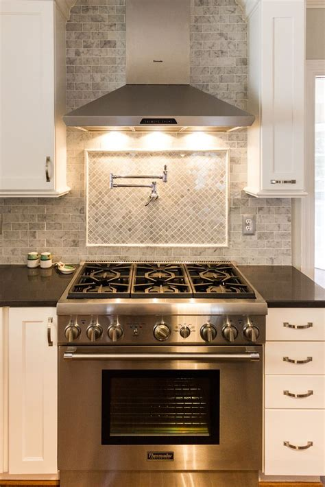 kitchen stove designs 25 best ideas about pot filler on tile filler