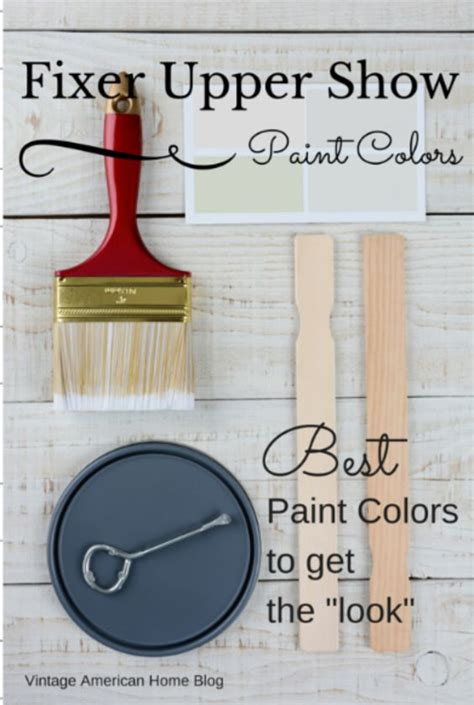 paint colors joanna gaines furniture shop and decorating by paint colors