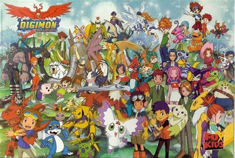 Digimon Adventure 02 Images Digimon Wallpaper And
